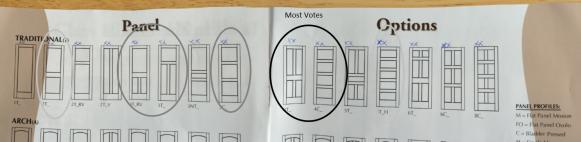 Door Vote